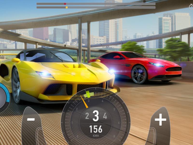 极速2:赛车传奇 破解版下载