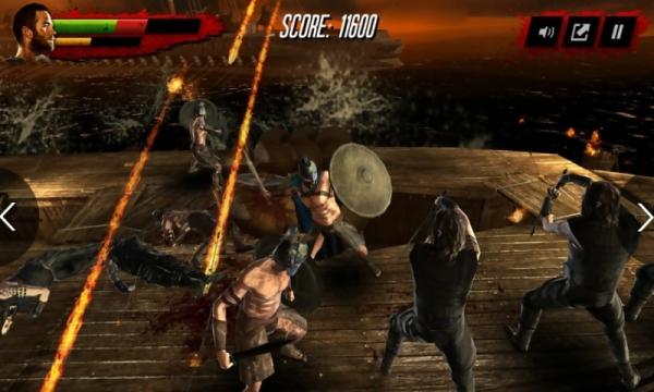 300勇士:帝国崛起HD软件截图1