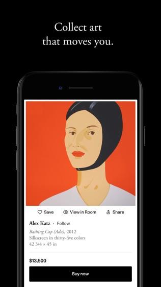 Artsy –– Buy Fine Art & Design软件截图0