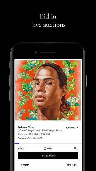 Artsy –– Buy Fine Art & Design软件截图2