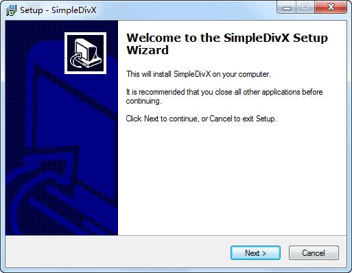 SimpleDivX下载