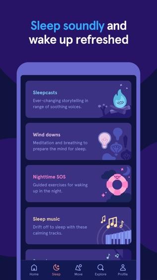 Headspace: Guided Meditation软件截图1