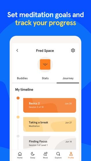 Headspace: Guided Meditation软件截图2