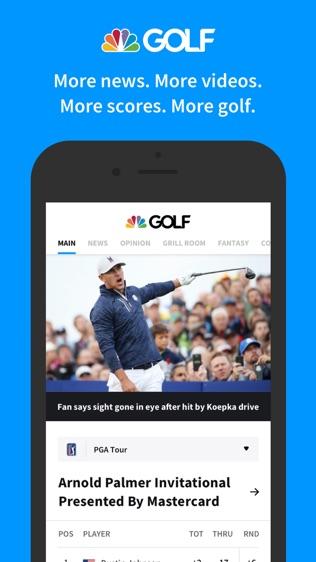 Golf Channel软件截图0