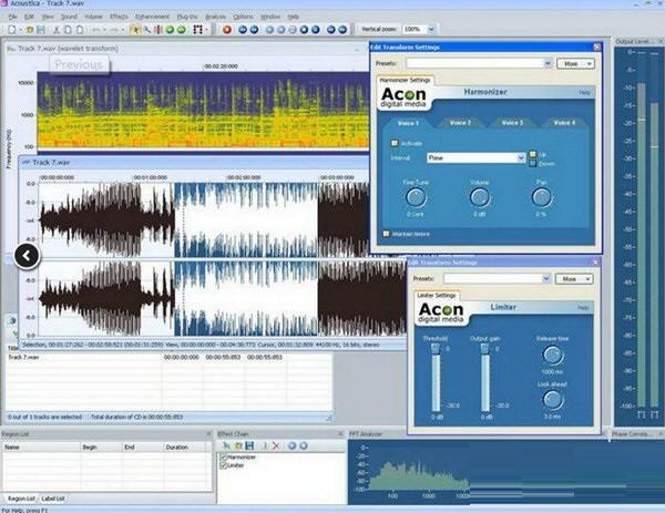 Acoustica Basic Edition(音频编辑软件)