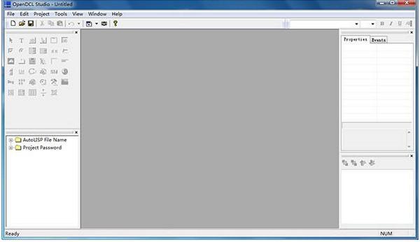 OpenDCL Studio(AutoCAD可视化对话框开发工具)