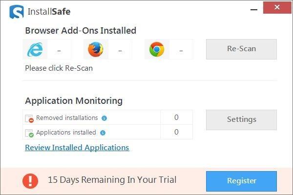 InstallSafe(浏览器管理)