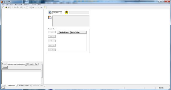 QuickXML(xml文档管理软件)