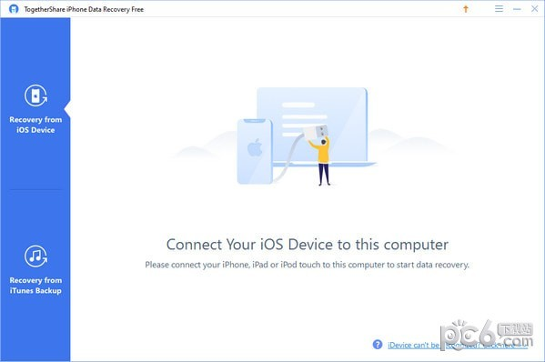 TogetherShare iPhone Data Recovery