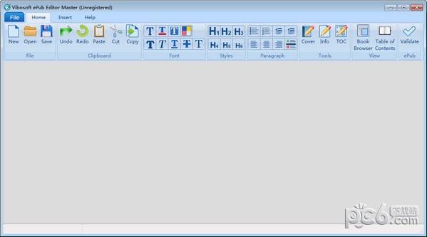 Vibosoft ePub Editor Master(epub编辑工具)