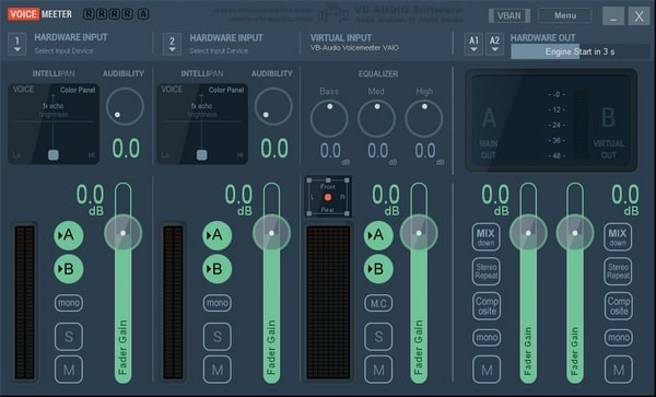 Voicemeeter(电脑调音软件)下载