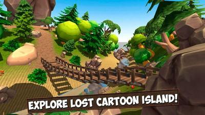 卡通岛生存