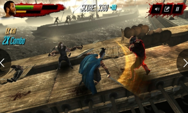 300勇士:帝国崛起HD软件截图0