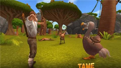 侏罗纪生存岛求生3D软件截图2