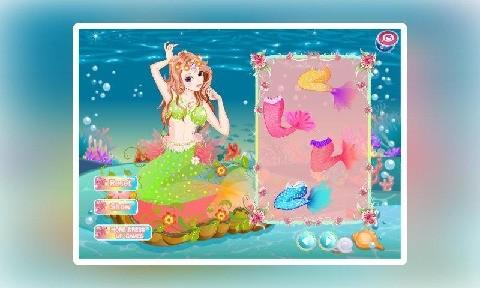 珊瑚海美人鱼软件截图2