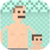 和爸爸洗澡模拟器