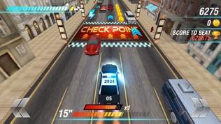 警察汽车之漂移赛车软件截图2
