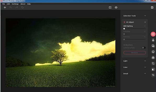 Movavi Picverse(图像编辑软件)下载