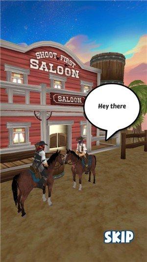牛仔圈地骑软件截图1