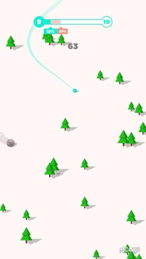 小球滑雪软件截图1