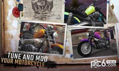 最强摩托赛车手软件截图1