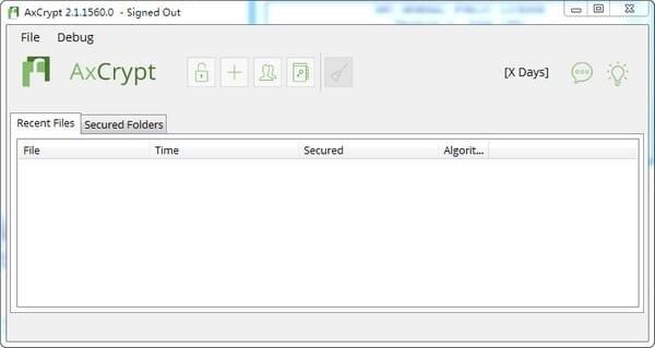 AxCrypt数据加密软件下载