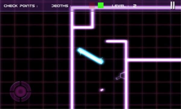 几何迷宫逃脱软件截图1