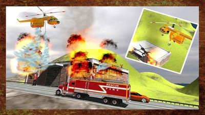3D空中超级消防员助手软件截图2