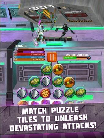 TMNT战斗比赛软件截图3