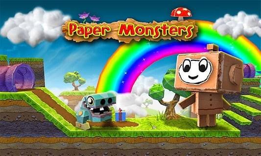 折纸怪物重制版软件截图0