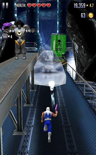 蝙蝠侠与闪电侠英雄跑酷软件截图3