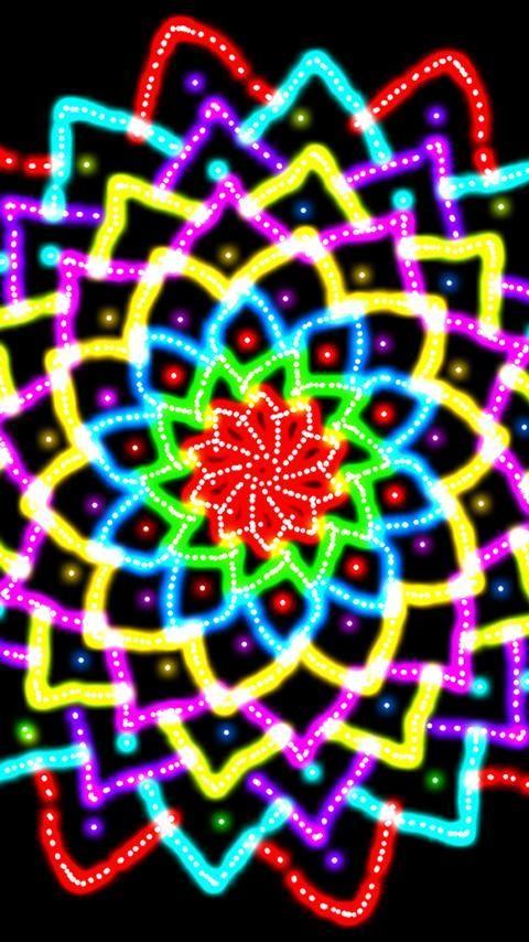 彩色炫光软件截图2
