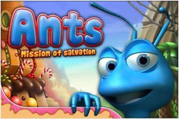 蚂蚁之拯救者软件截图2
