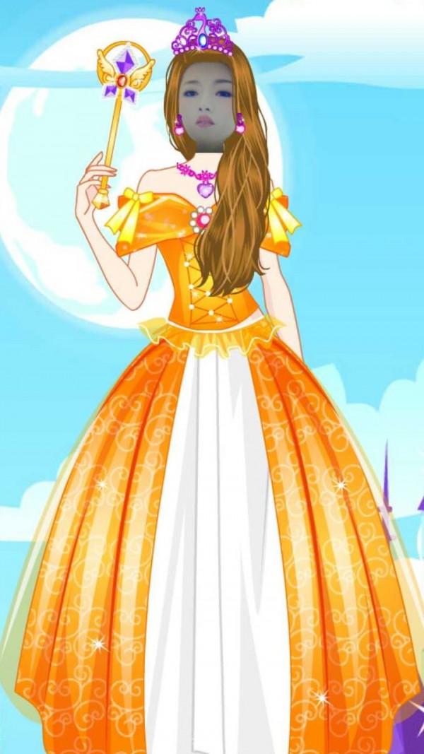 公主宝贝钻石装扮软件截图3