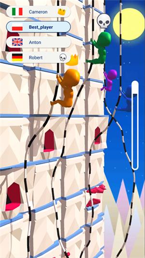 攀岩赛跑者软件截图1