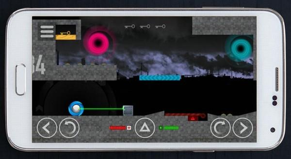 激光之谜叛徒软件截图2