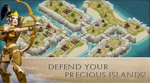 群岛神话软件截图3