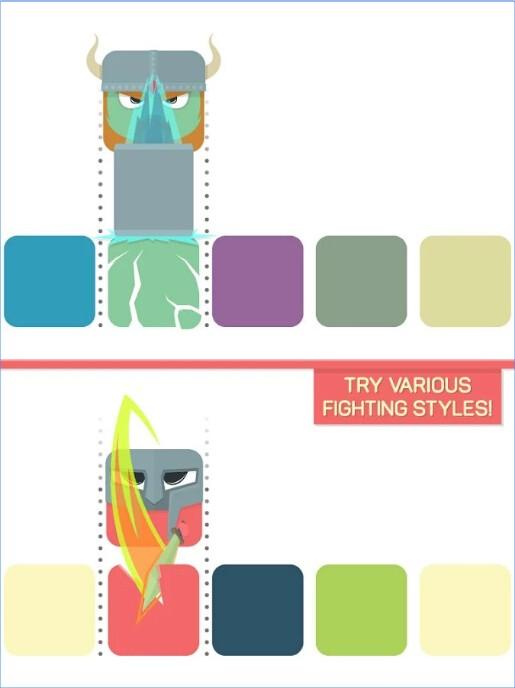 色彩匹配战彩方英雄软件截图0