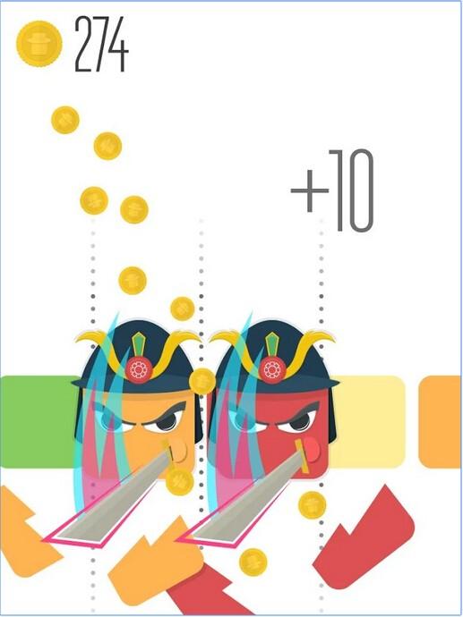 色彩匹配战彩方英雄软件截图3