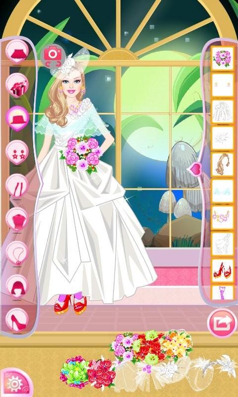 小公主童话新娘换装软件截图0