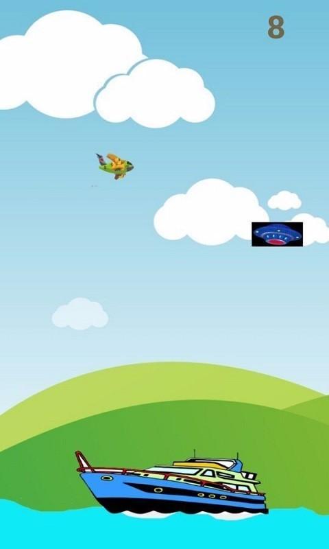 疯狂轰炸机软件截图1