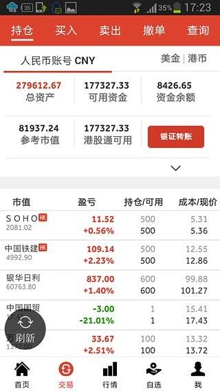 闪电通上海证券软件截图1