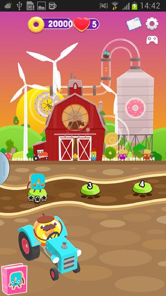 疯狂甜甜圈软件截图0