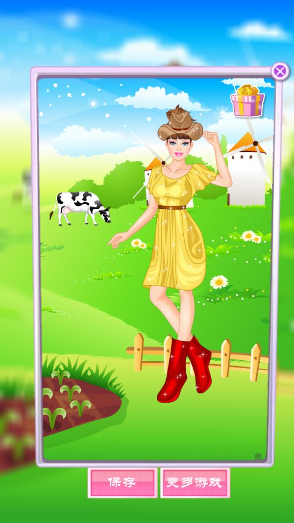 冰雪公主农民换装软件截图3