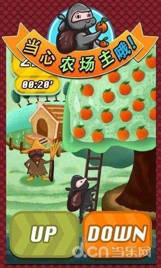忍者苹果乐园