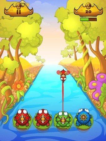 青蛙大战苍蝇软件截图1
