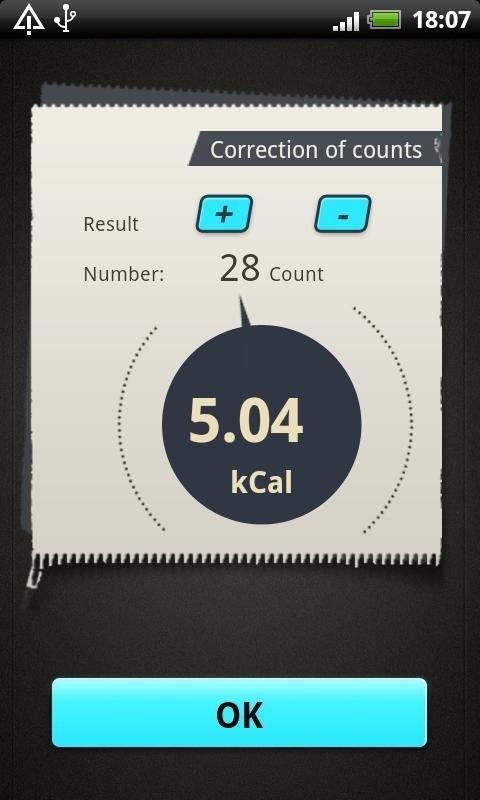 健身计数器