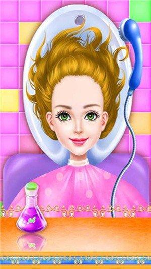 时尚小公主美发软件截图2