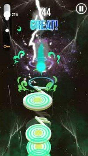 魔术音乐球软件截图2