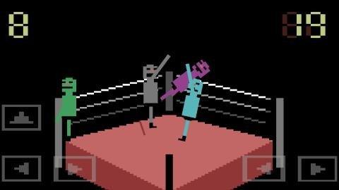 疯狂摔跤手软件截图1